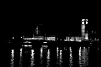 Houses of Parliament and Big Ben over the Thames